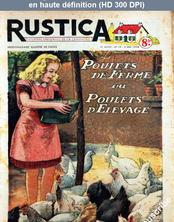 RUSTICA numéro 19 du 09 mai 1948