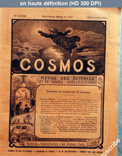 COSMOS numéro 1503 du 13 novembre 1913