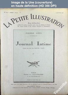 LA PETITE ILLUSTRATION  numéro 224 du 03 janvier 1925
