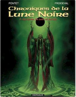 Les Chroniques de la Lune Noire  - Tome 7 - De Vents, de Jade et de Jais