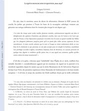 La quête franciscaine en question (1600-1670)