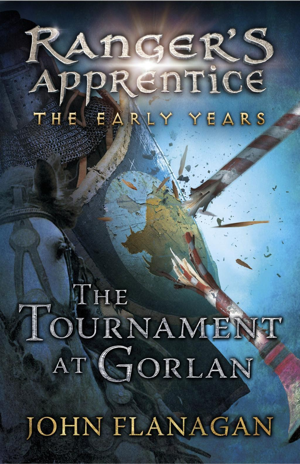 The Tournament at Gorlan (Ranger's Apprentice: The Early Years Book 1)