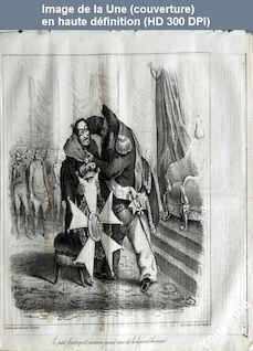 LE CHARIVARI  numéro 147 du 27 mai 1835