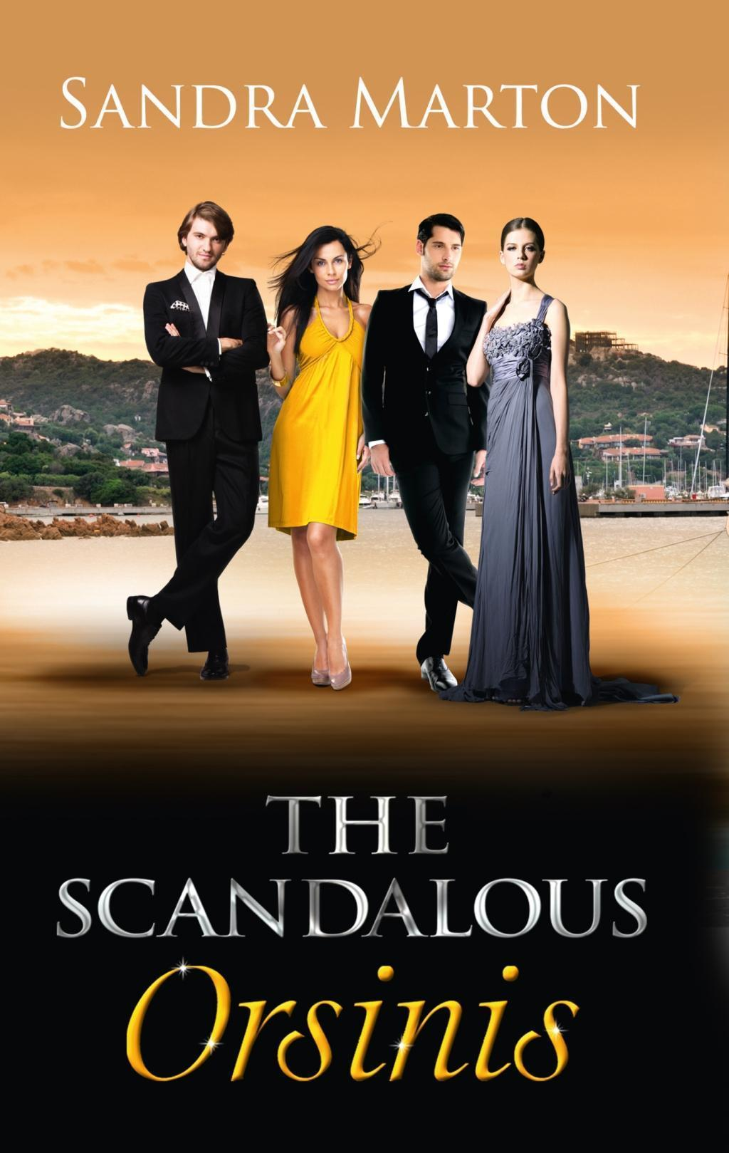The Scandalous Orsinis: Raffaele: Taming His Tempestuous Virgin / Falco: The Dark Guardian / Nicolo: The Powerful Sicilian (Mills & Boon M&B) (The Orsini Brothers, Book 1)