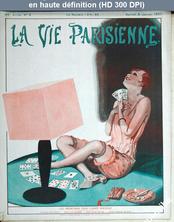 LA VIE PARISIENNE  numéro 2 du 08 janvier 1927