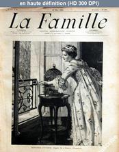 LA FAMILLE  numéro 1389 du 20 mai 1906