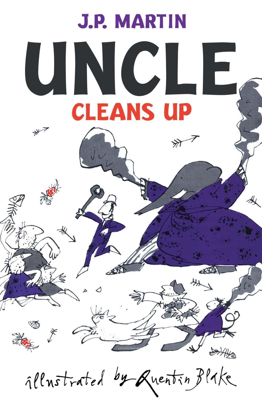 Uncle Cleans Up