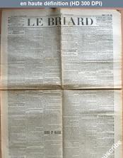 LE BRIARD  numéro 26 du 04 avril 1903