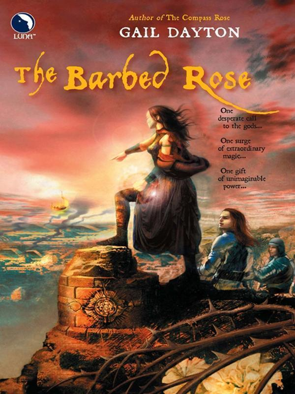 The Barbed Rose (The One Rose, Book 2)