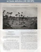LES MISSIONS CATHOLIQUES  numéro 1868 du 24 mars 1905