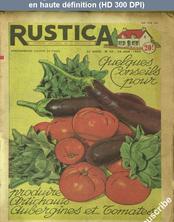 RUSTICA numéro 22 du 28 mai 1933