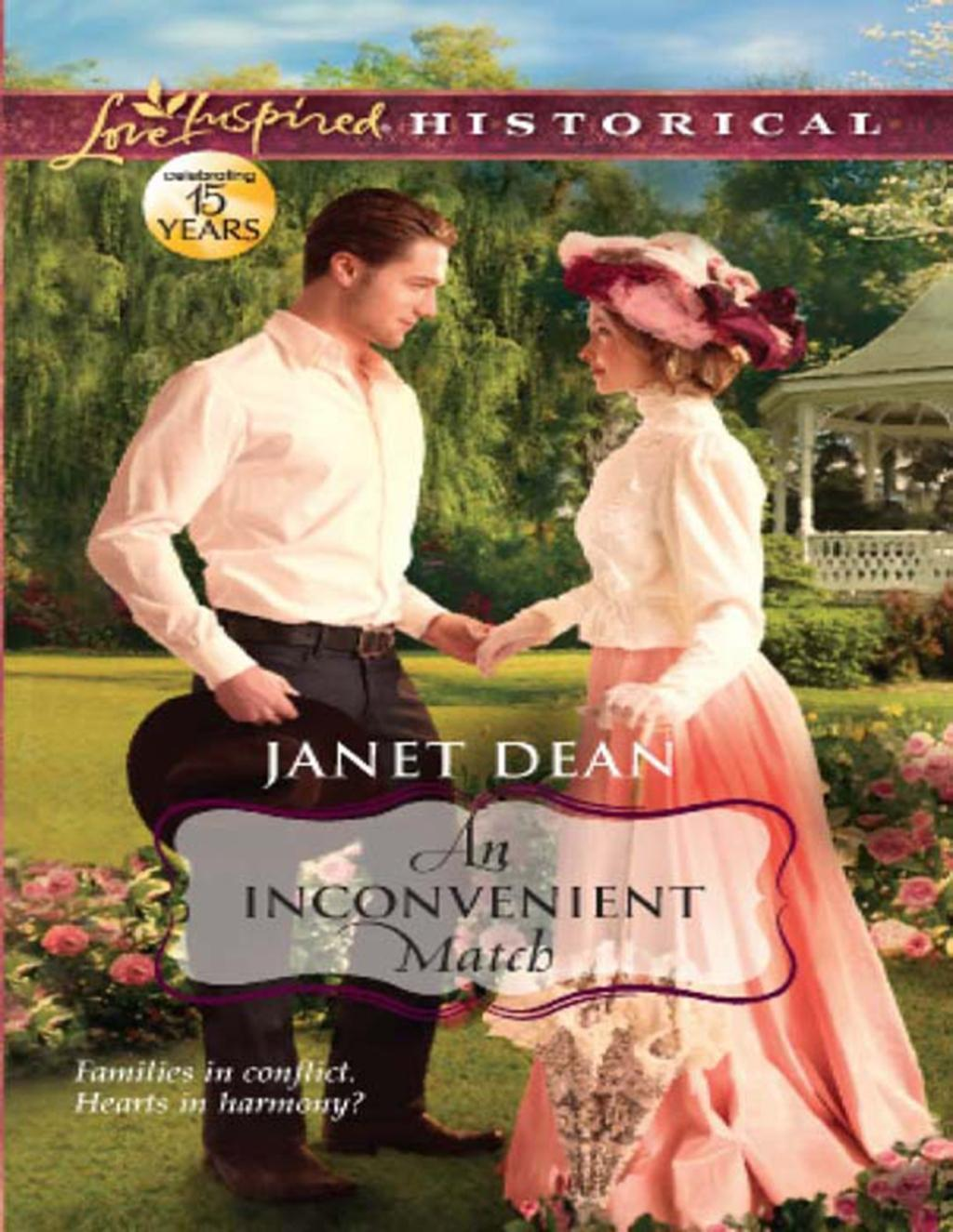 An Inconvenient Match (Mills & Boon Love Inspired Historical)