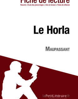 Dissertation explicative le horla