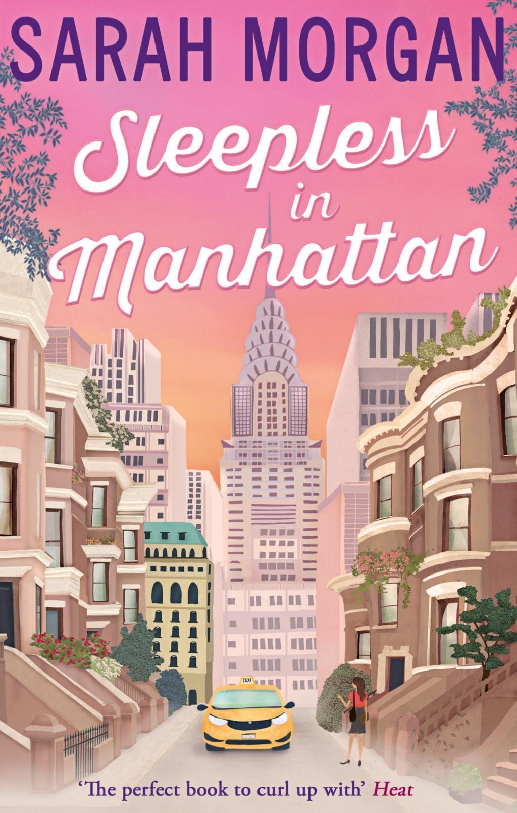 Sleepless In Manhattan (From Manhattan With Love, Book 1)