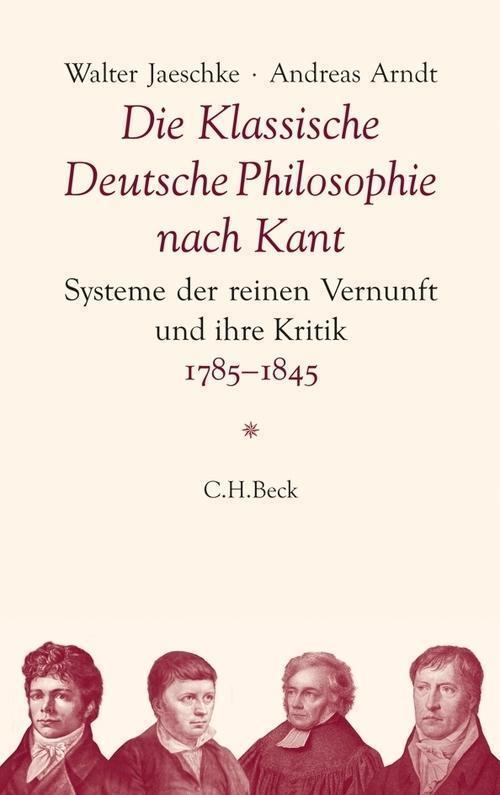 Die Klassische Deutsche Philosophie nach Kant