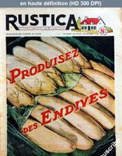RUSTICA numéro 42 - 43 du 24 octobre 1948