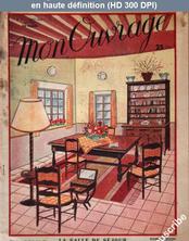 MON OUVRAGE numéro 47 du 01 août 1952