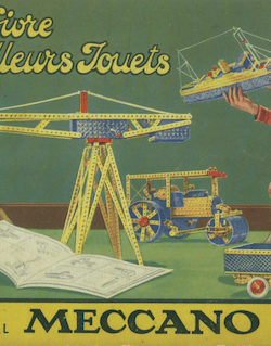 Meccano. Catalogue 1938-39
