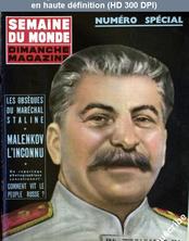 DIMANCHE MAGAZINE SEMAINE DU MONDE numéro 19 du 14 mars 1953