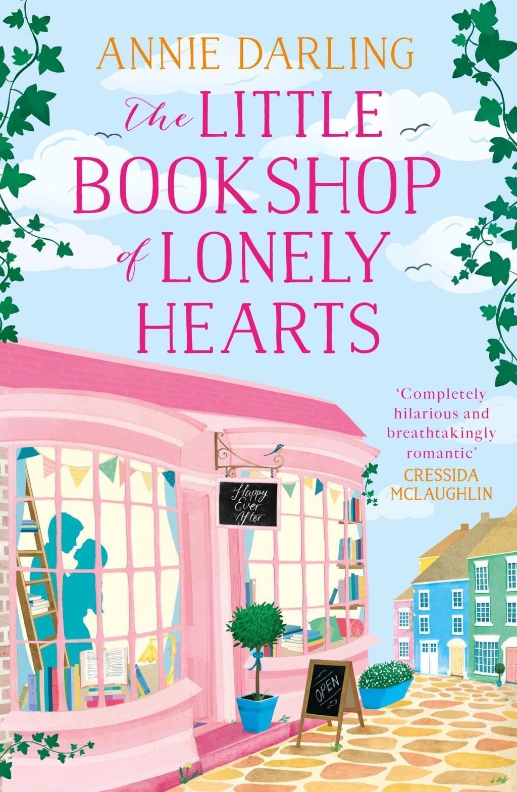 The Little Bookshop of Lonely Hearts: A feel-good funny summer romance