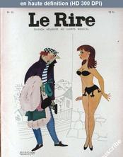 LE RIRE  numéro 55 du 01 avril 1956