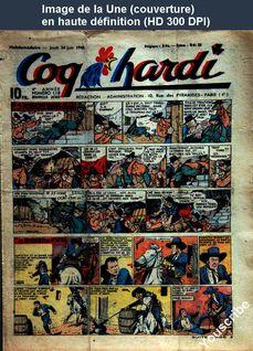 COQ HARDI numéro 118 du 24 juin 1948