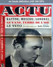 ACTU numéro 53 du 09 mai 1943