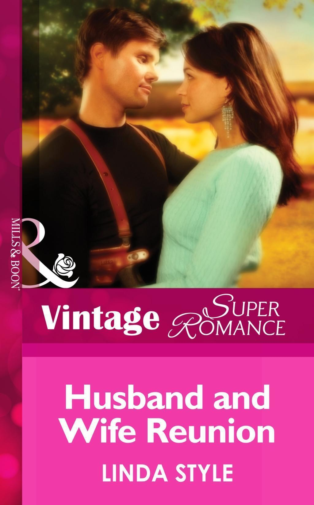 Husband and Wife Reunion (Mills & Boon Vintage Superromance) (Cold Cases: L.A., Book 3)