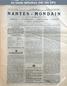 NANTES MONDAIN numéro 35 du 01 août 1901