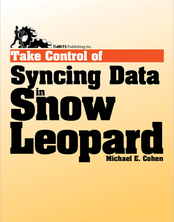 Take Control of Syncing Data in Snow Leopard