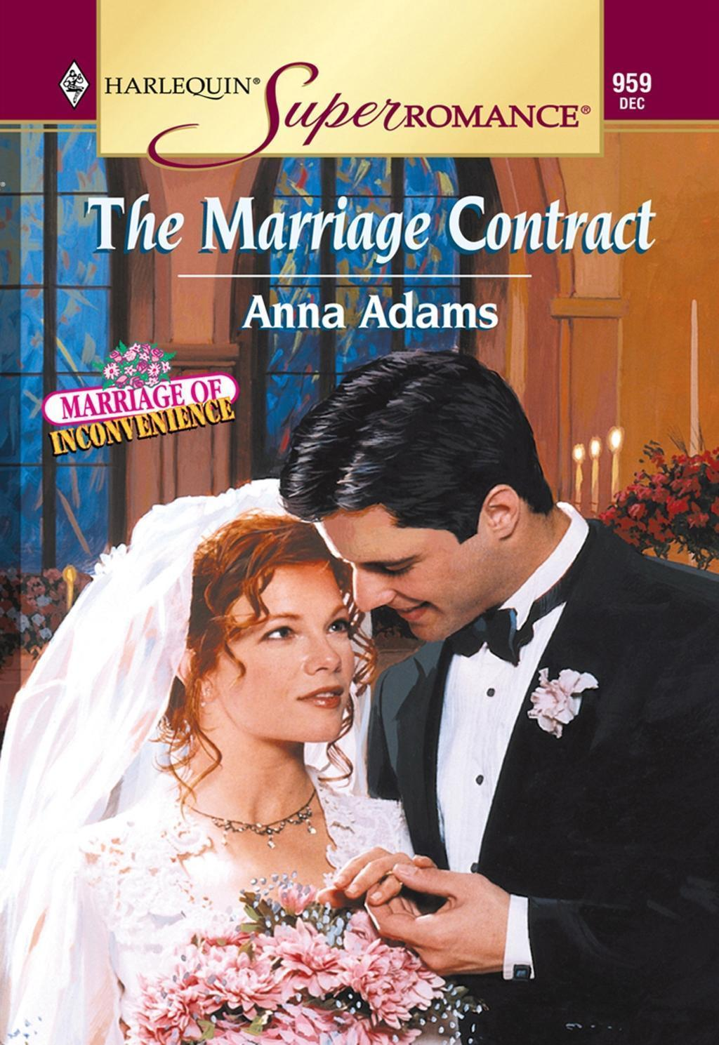 The Marriage Contract (Mills & Boon Vintage Superromance)