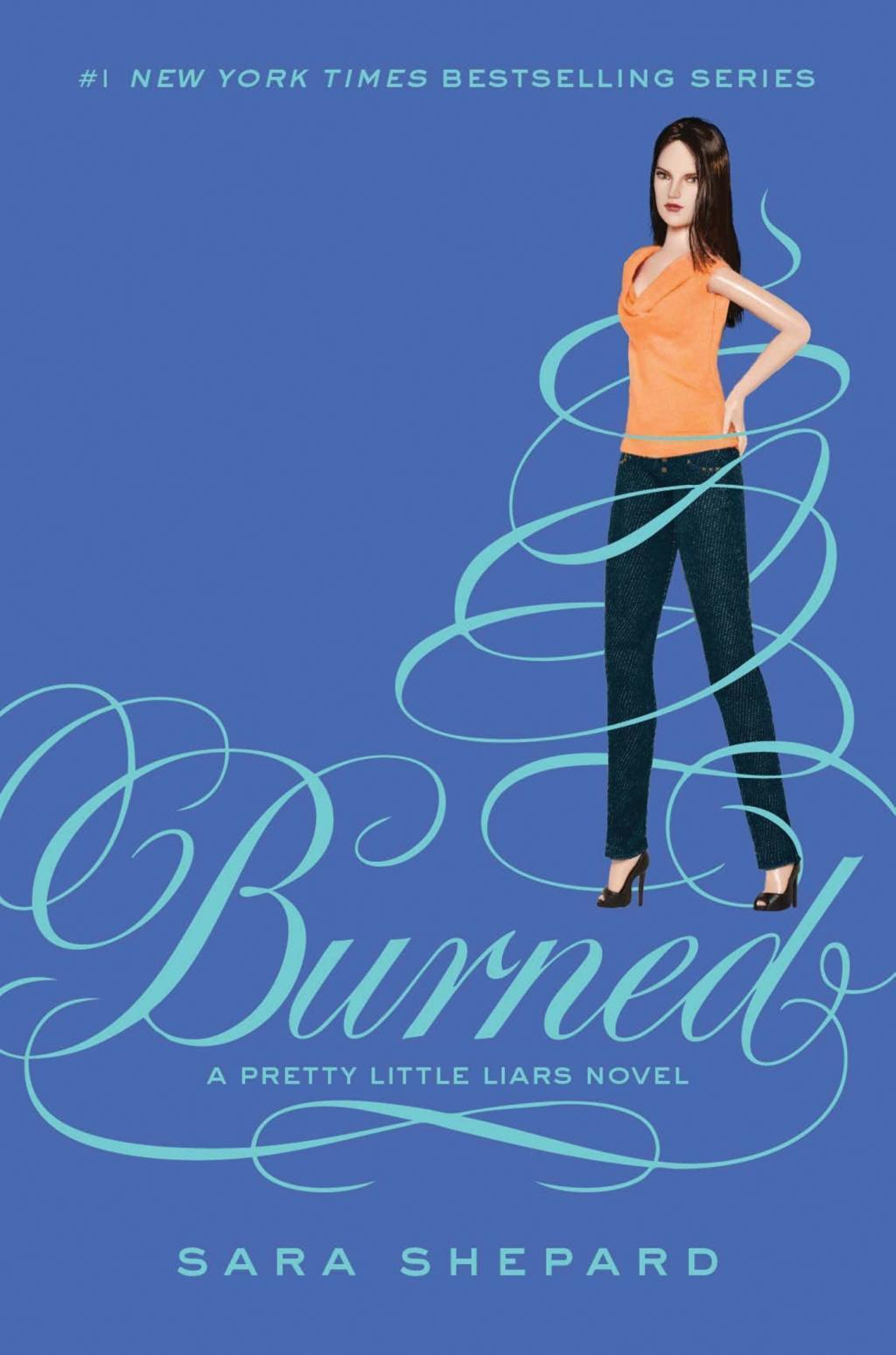 Pretty Little Liars #12: Burned