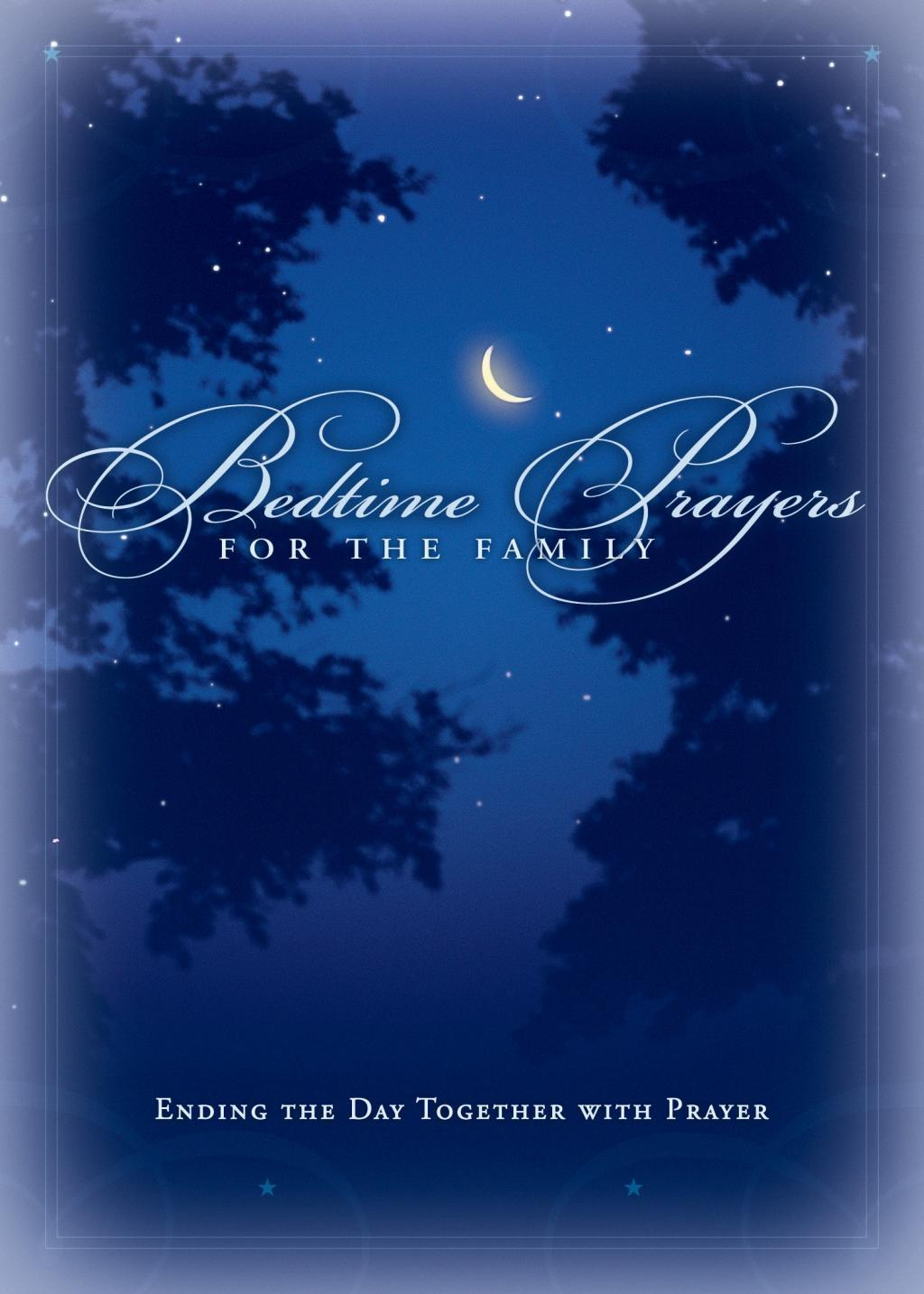 Bedtime Prayers for the Family
