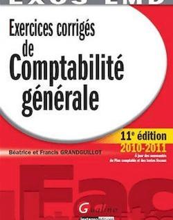 Exos LMD. Comptabilité générale - 11e édition