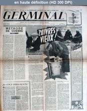 GERMINAL numéro 13 du 21 juillet 1944