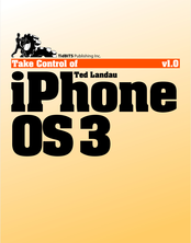 Take Control of iPhone OS 3