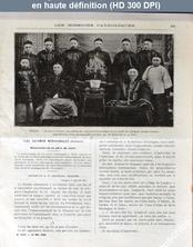 LES MISSIONS CATHOLIQUES  numéro 1876 du 19 mai 1905