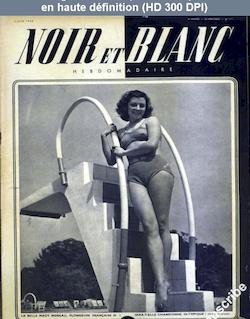 NOIR ET BLANC numéro 171 du 02 juin 1948