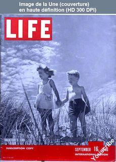 LIFE INTERNATONAL du 16 septembre 1946