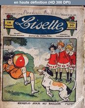 LISETTE numéro 46 du 28 mai 1922