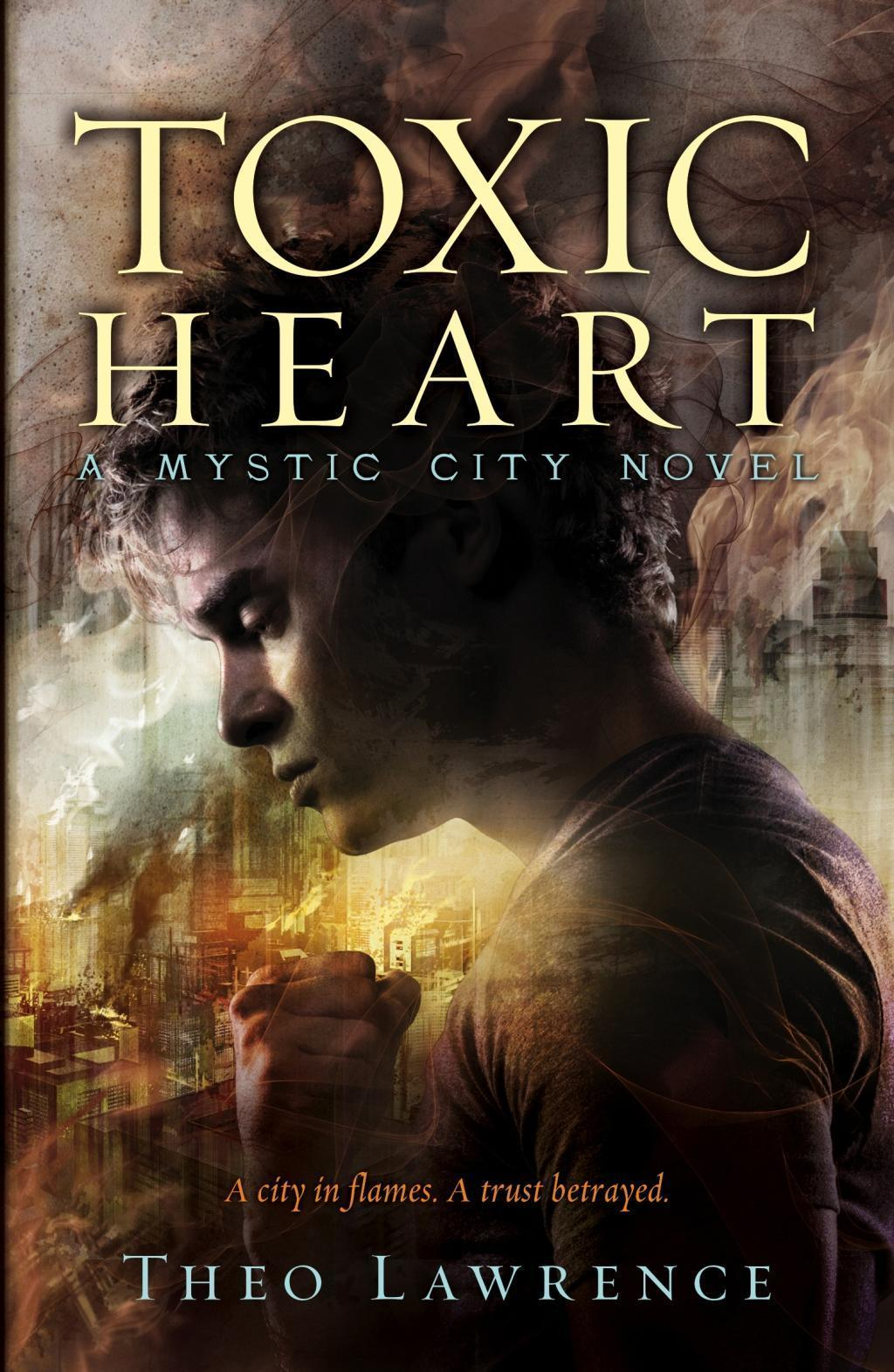 Mystic City 2: Toxic Heart