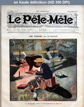 LE PELE MELE  numéro 48 du 26 novembre 1905