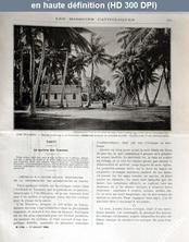 LES MISSIONS CATHOLIQUES  numéro 1780 du 17 juillet 1903