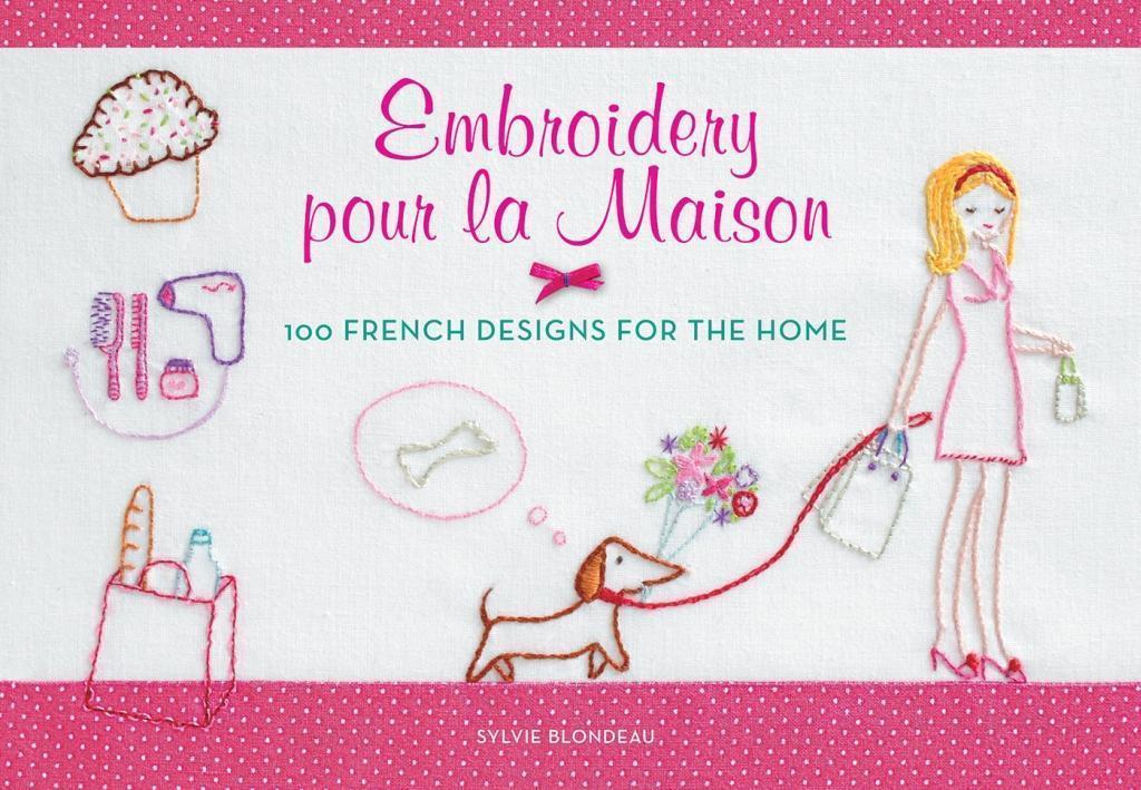 Embroidery pour la Maison