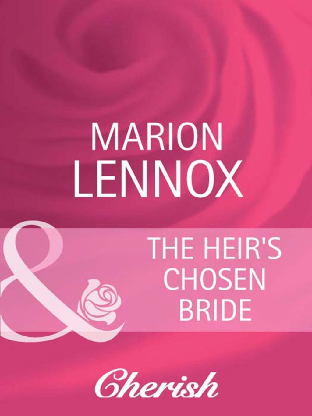 The Heir's Chosen Bride (Mills & Boon Cherish) (Castle at Dolphin Bay, Book 2)