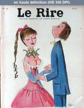 LE RIRE  numéro 52 du 01 janvier 1956