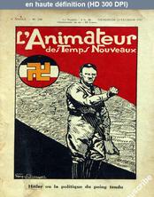 L' ANIMATEUR DES TEMPS NOUVEAUX  numéro 258 du 13 février 1931