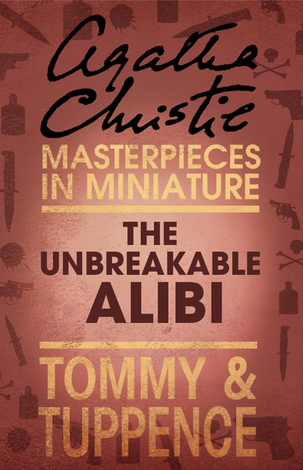 The Unbreakable Alibi: An Agatha Christie Short Story