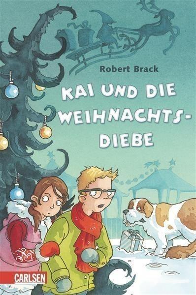Detektiv Kai, Band 1: Kai und die Weihnachtsdiebe