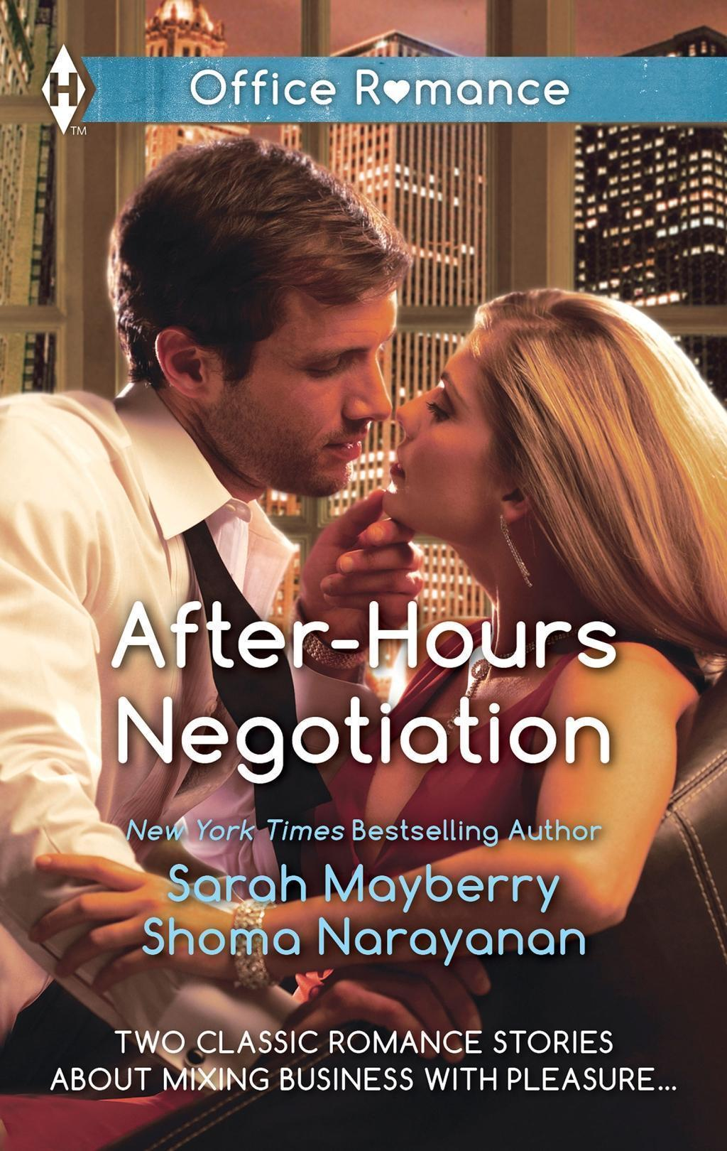 After-Hours Negotiation: Can't Get Enough / An Offer She Can't Refuse (Mills & Boon M&B)